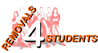 Removals 4 Students Logo